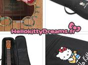 Ukulele Hello kitty