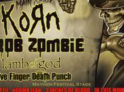 Korn Rockstar Energy Mayhem