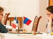 Echecs Mongolie 1ère victoire pour Marie Sebag