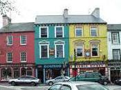 Pourquoi maisons irlandaises sont-elles colorées
