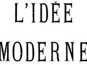 L'Idée Moderne. 1894-1895.