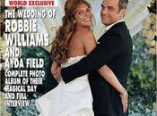 Robbie Williams dévoile photos mariage parle demoiselles d'honneur étaient peu… spéciales