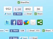 ShareThis améliore design boutons partage