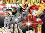 Major Lazer Roux 'Lazerproof'