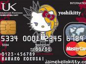 carte bancaire Yoshikitty