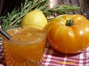 Confiture tomates jaunes