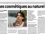 Article dans Journal Saône Loire aujourd'hui