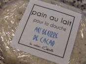 Pain lait surgras beurre cacao