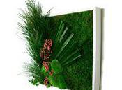 Tableau végétal sans entretien Pour brin nature chez