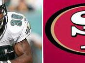 Brian Westbrook choisit 49ers