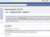 Serge Grouard boude Facebook