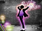 Michael Jackson Experience Nouveau screen