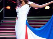 Concours Miss Univers Vegas Malika Ménard termine