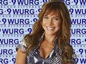 Ayda Field Robbie Williams Leur étonnante lune miel