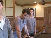 Jonas Brothers Suivez-les dans leur quotidienne