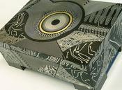 Theo Kamecke Meubles décorés circuits imprimés