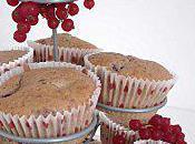 Pièce montée muffins fruits rouges...
