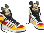 Jeremy Scott Adidas Originals 2010 Spring/Summer Mickey