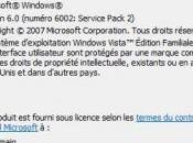 Connaître version votre Windows Vista
