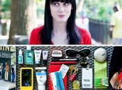 Qu'est-ce qu'il dans votre sac? photos)