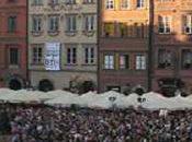 "Festival Jazz (""Jazz Starówce"")- Place marché Varsovie"