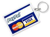 E-commerce Paypal vent poupe