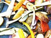 légumes variés cuits toute simplicité