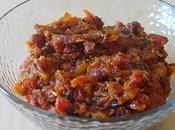 Fondue tomates népita basilic