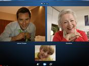 Skype bêta pour Windows: visioconférence