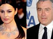 Monica Bellucci face Robert Niro