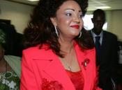 Chantal Biya divise jeunes dans l'Adamaoua
