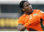 Didier Drogba n'abandonne séléction.
