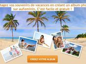 Aufeminin.com nous rappelle vacances dans emailing