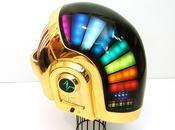 Fais toi-même propre casque Daft Punk