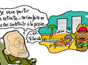 Fidel Castro, retraite, Cuba flot ride