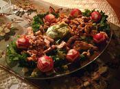 Salade lendemains sushis