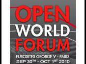 Open World Forum 2010 septembre octobre)