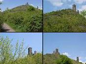 Ailleurs: ruines Hazmburk