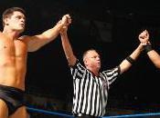 Drew McIntyre Cody Rhodes vainqueurs Hart Dynasty