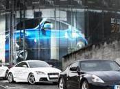 Nissan plus d'agacer Porsche s'attaque Audi