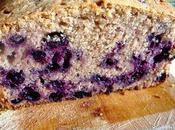 Cake myrtille farine chataîgne
