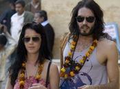 Katy Perry Russell Brand Leur première rencontre romantique
