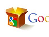 Google Toutes nouveautés seule page