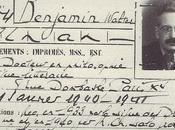 Littérature, archéologie montage Hommage Walter Benjamin pour 70ème anniversaire mort Pierre Pigot