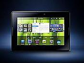 dévoile BlackBerry PlayBook