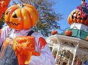 Parcs d'attractions Halloween