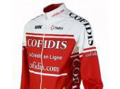 Cyclisme Cofidis Collection Hiver 2010