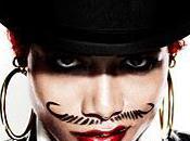 "Kelis dans Wonderlang magazine ""scream"" vidéo"