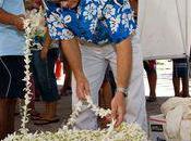 plus grand collier fleurs monde