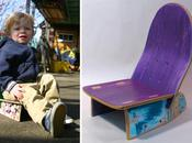 board games children's furniture from recycled skateboards